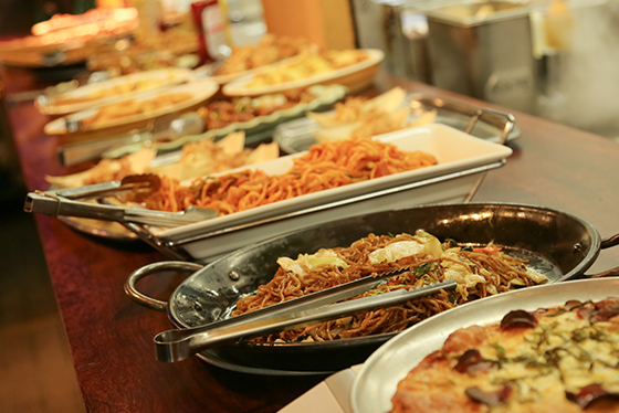 バリエーション豊富なメニューが盛りだくさん,おいしいご飯が沢山あります。,近鉄ビアガーデン,橿原ビアガーデン,八木ビアガーデン, 近鉄大和八木駅ビアガーデン,奈良ビアガーデン
