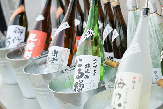 日本酒・焼酎もりだくさん, 近鉄ビアガーデン,橿原ビアガーデン,八木ビアガーデン, 近鉄大和八木駅ビアガーデン,奈良ビアガーデン,